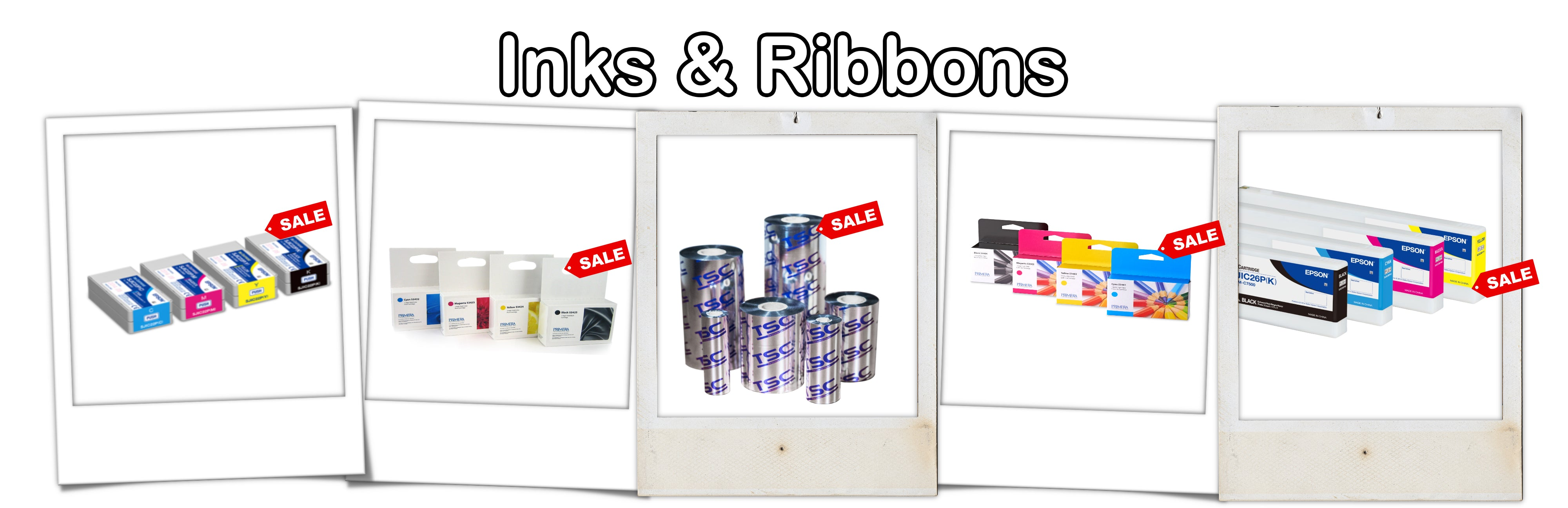 ForeFront Label Solutions Inks & Ribbons Sale
