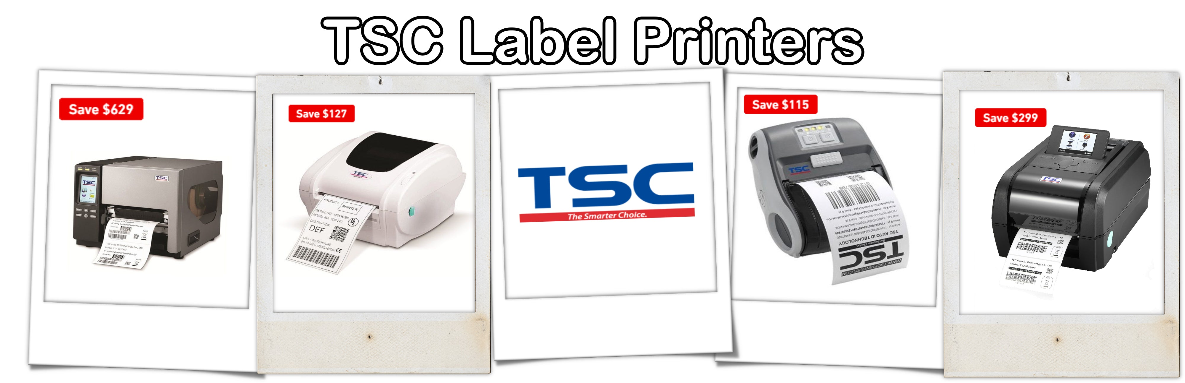 ForeFront Label Solutions - TSC Label Printer Sale