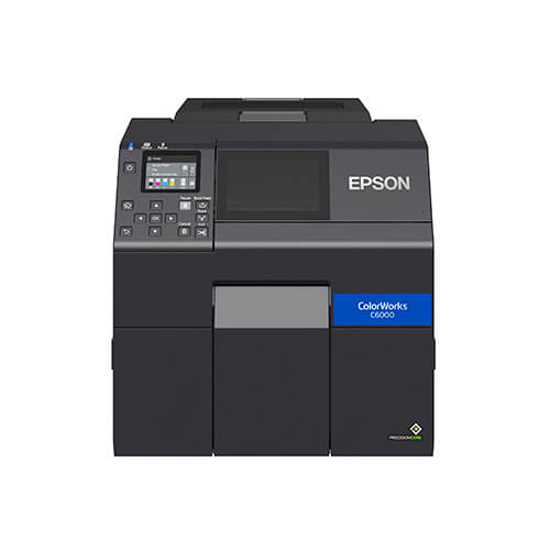 "Epson CW-C6000A ColorWorks 4"" Label Printer with Auto Cutter"