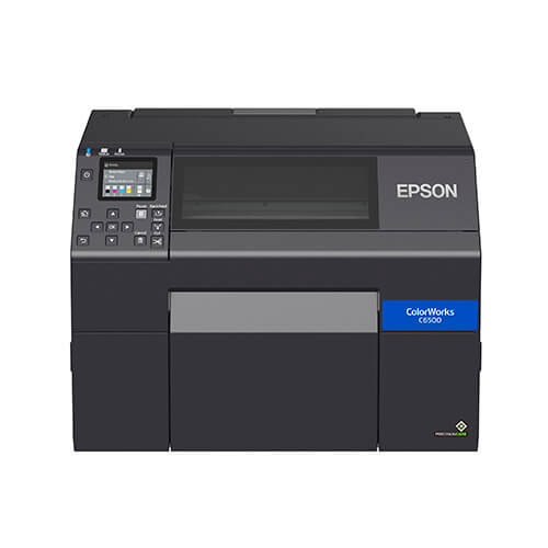"Epson CW-C6500A ColorWorks 8"" Label Printer with Auto Cutter"