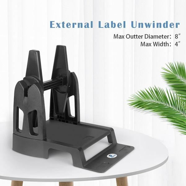External Label Unwinder