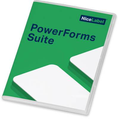 NiceLabel 2019 PowerForms Suite 3 Printers