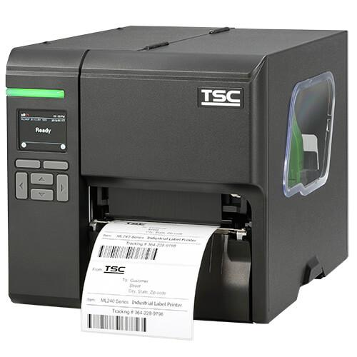 TSC ML240P Industrial Thermal Printer, 203 dpi