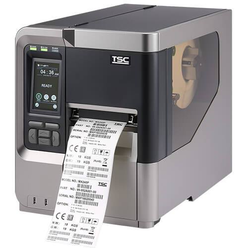 TSC MX640P+ Industrial Thermal Printer, 600 dpi