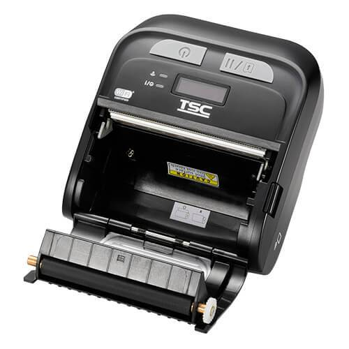 TSC TDM-30 Mobile Thermal Printer, 203 dpi, WiFi, Dock Cradle Ready