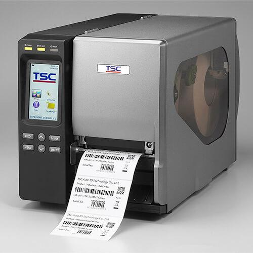 TSC TTP-644MT Industrial Thermal Printer, 600 dpi