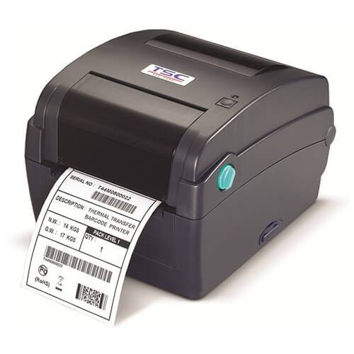 TSC TTP-244CE Desktop Thermal Printer, 203 dpi