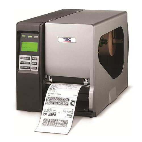 TSC TTP-344M Pro Industrial Thermal Printer, 300 dpi