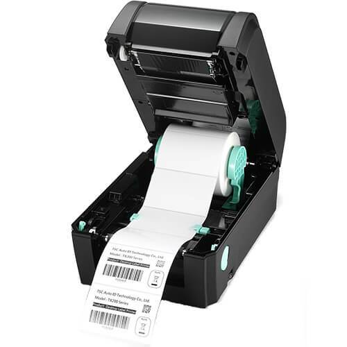 TSC TX200 Desktop Thermal Printer, 203 dpi