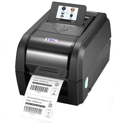 TSC TX600 Desktop Thermal Printer, 600 dpi