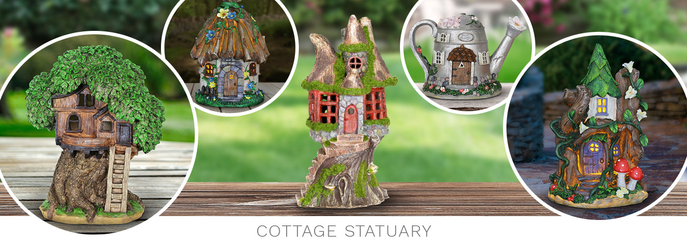 Cottage Statuary
