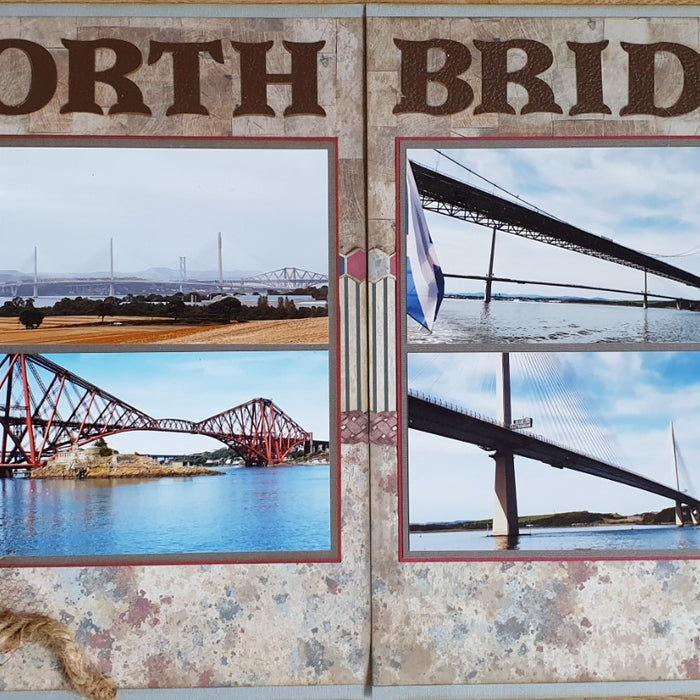 FORTH BRIDGES by Jackie Burton
