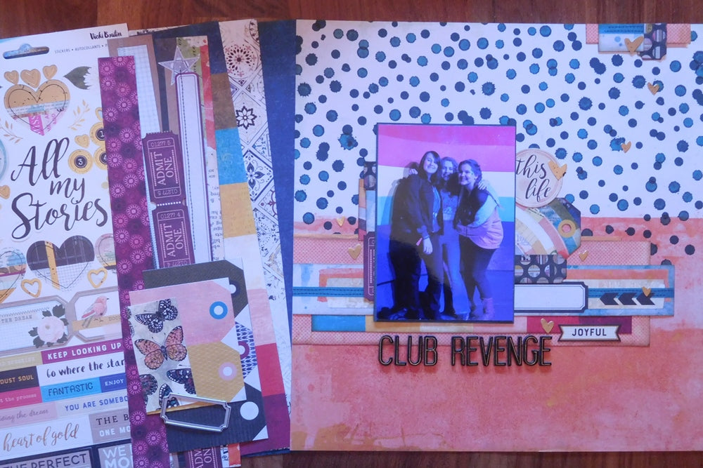 Club Revenge by AMANDA KING