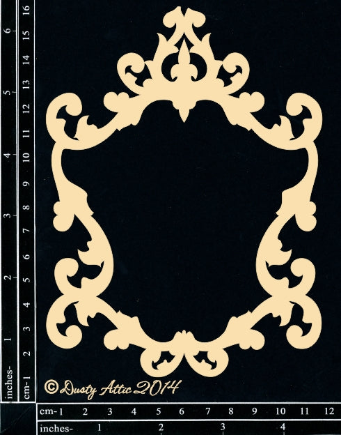 Ornate Frame #3 2pk