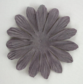 Aubergine 10cm Single Flower
