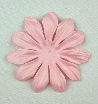 Pale Pink 7cm Single flower