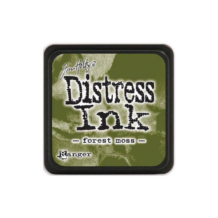 Tim Holtz Mini Distress Ink Pad - Forest Moss