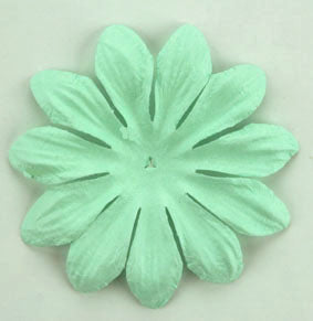 Baby Blue 7cm Single flower