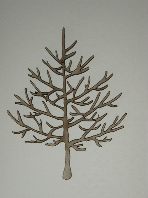 Mini Bare Tree #3