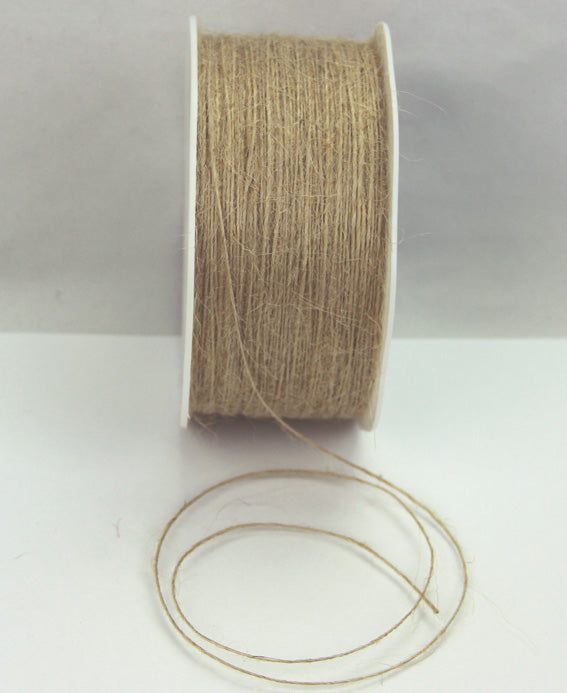 1mm Jute Fibre - Natural