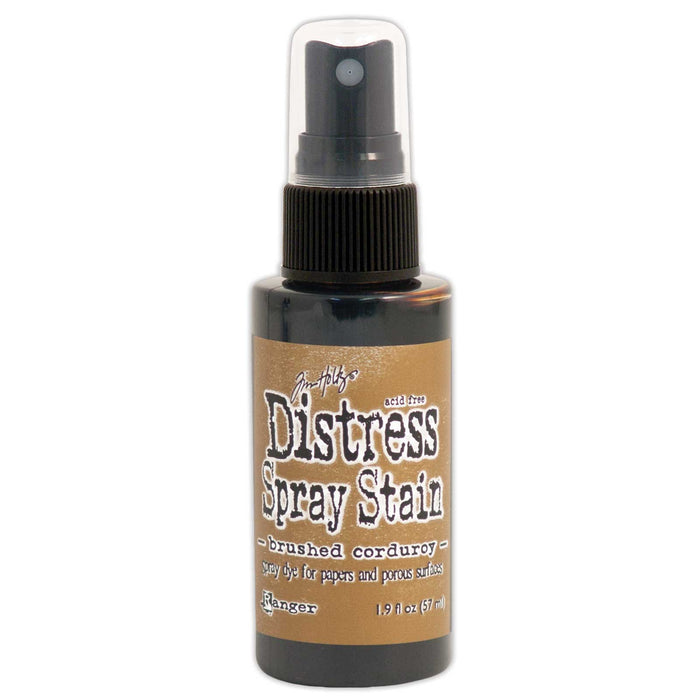 Distress Spray Stain - Brushed Corduroy