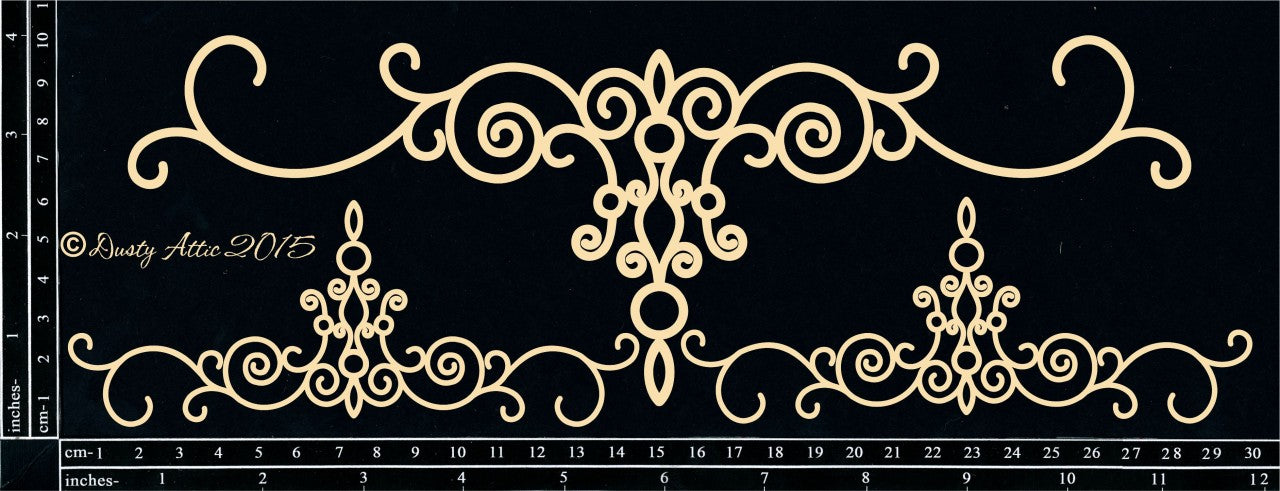 Ornamental Trim Set