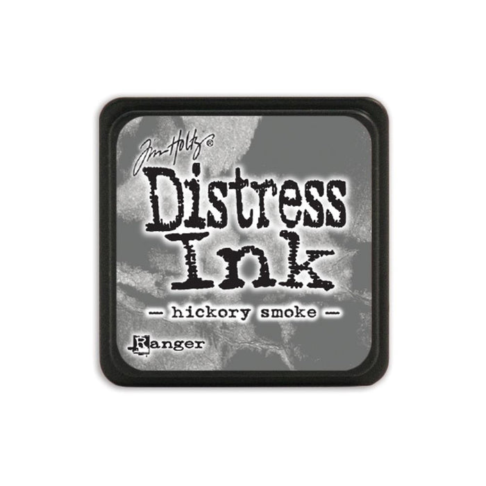 Tim Holtz Distress Mini Ink Pad - Hickory Smoke