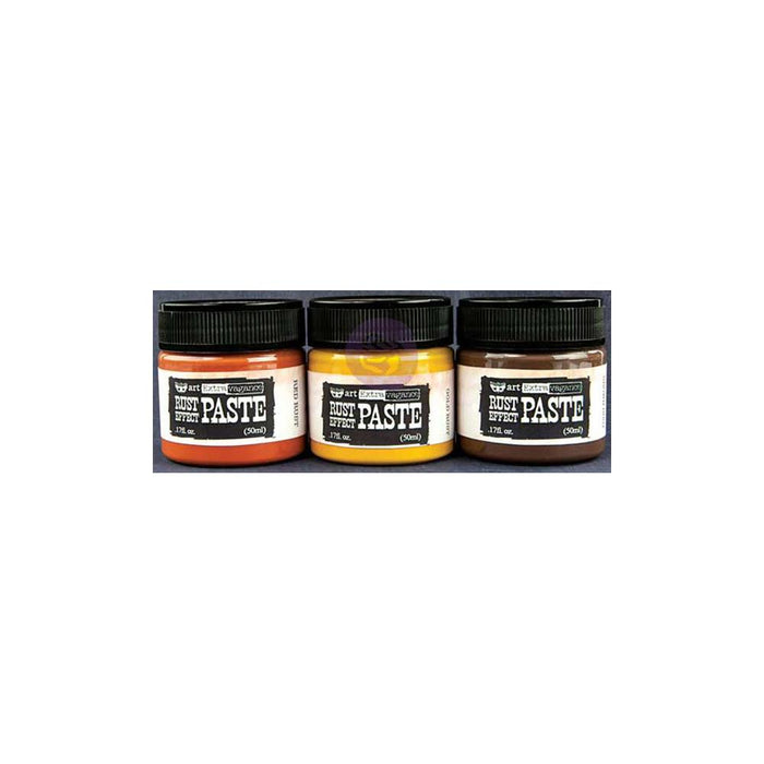 Finnabair Art Extravagence Rust Paste Set