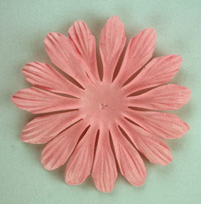 Pink - 10cm Single flower