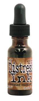 Tim Holtz Distress Ink Reinker - Brushed Corduroy