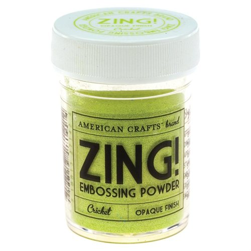 Zing! Opaque Embossing Powder - Cricket