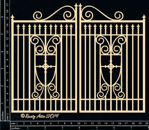 Ornate Gates medium