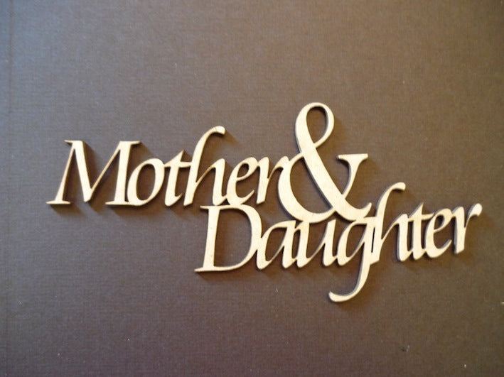 Mother & Daughter small