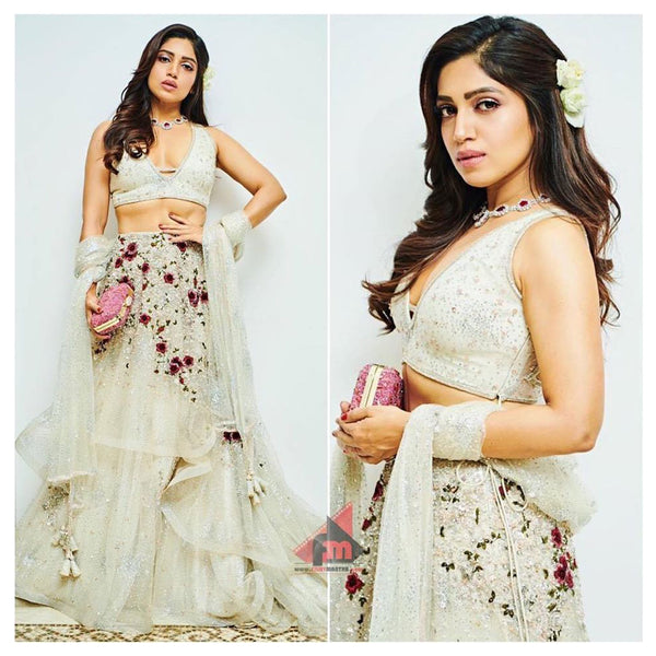 Bhumi Pednekar X Dolly J