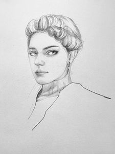 Foundation Portrait sketch Online Course
