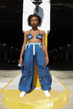 Load image into Gallery viewer, Denim Hip huggers