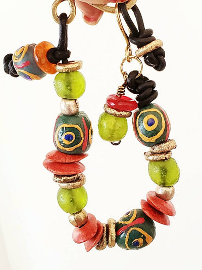 Colorful Afrocentric Bracelet