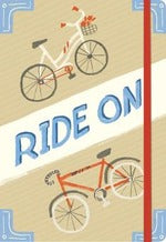 Ride on Bicycles Essential Everyday Journal