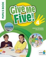 Give Me Five! Level 4 Pupil's Book Pack