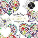 Hearts ( Coloring Book )