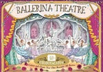 3D Colourscapes: Ballerina Theatre: Colour and Create Beautiful 3D Scenes