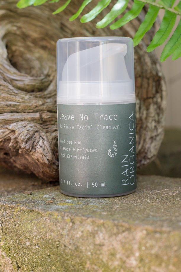 Leave No Trace Rinse Free Facial Cleanser