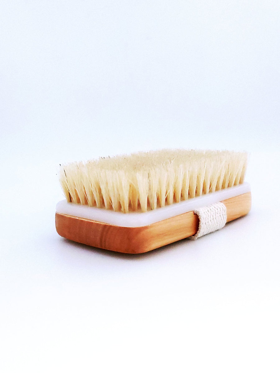 Dry Brush with Vegan Bristles - Rain Organica