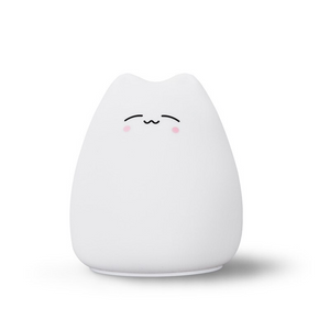 Colorful Cat LED Night Light For Children