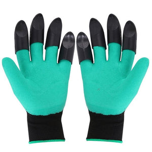 Gloves with Both Hand Claws - Waterproof