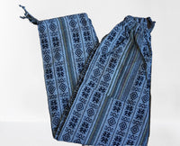 Hippie Pants Size XL | Comfy pants | Festival Pants |  Bohemian Clothes | White Black Yellow