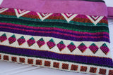 Lavender Colorful Wristlet Ethnic Bag Tribal Wristlet | Cellphone Wallet | Hippie Wristlet | Boho Wristlet