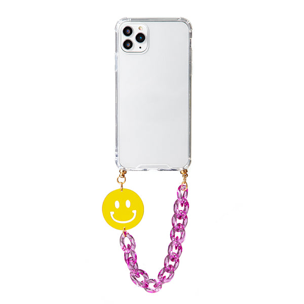 Sheer Happiness iPhone Case