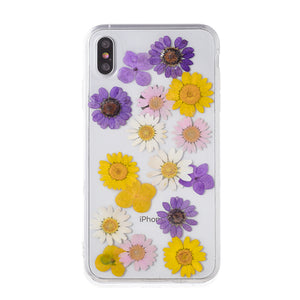 DIY Summer Flowers Iphone Case