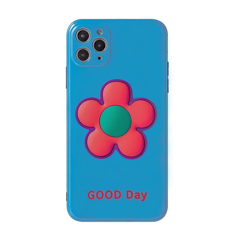 Sunburst Popsocket iPhone Case